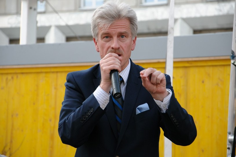 Ryszard Grobelny /Jacek Trublajewicz /Reporter