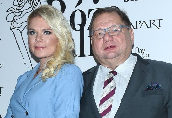 Ryszard Kalisz i Dominika Lis /Andars Szilagyi /MWMedia