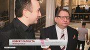 Ryszard Kalisz: Od kilku lat moja małżonka poznaje świat mediów