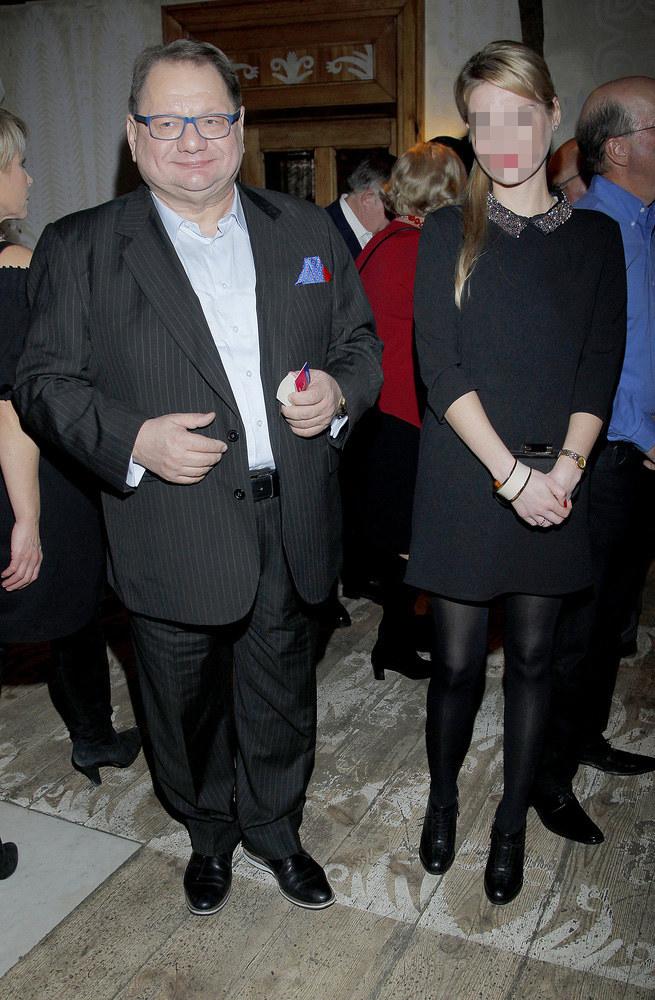 Ryszard Kalisz poznał swoją żonę w lutym 2013 roku /Jordan Krzemiński /AKPA