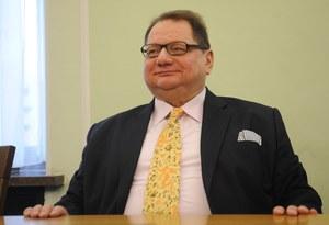 Ryszard Kalisz usunięty z SLD