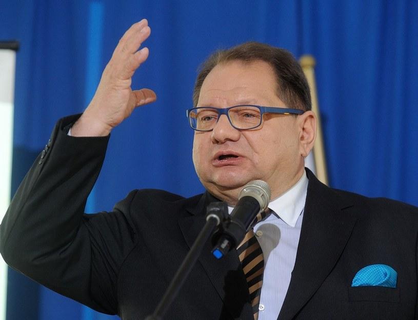 Ryszard Kalisz /Witold Rozbicki /Reporter