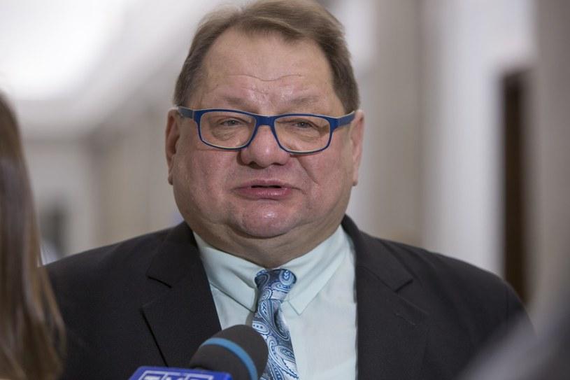 Ryszard Kalisz /Anna Abako /East News