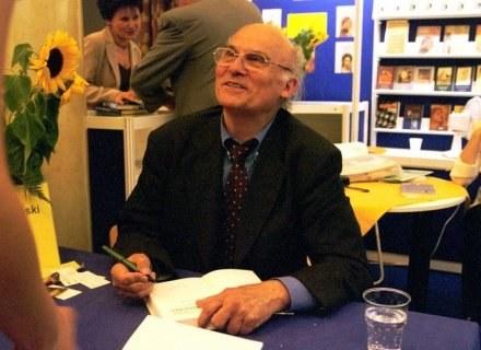 Ryszard Kapuściński, fot. P. Terlikowski /Agencja SE/East News