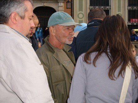 Ryszard Kotys na Festiwalu Dobrego Humoru /INTERIA.PL