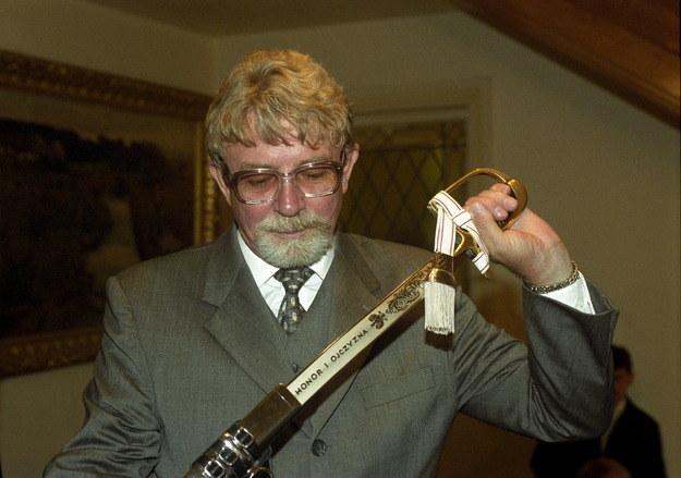 Ryszard Kukliński /Radosław Pietruszka /PAP
