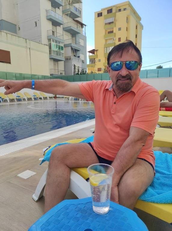 Ryszard Lasota zmienił image, schudł, zapuścił brodę /pomponik exclusive