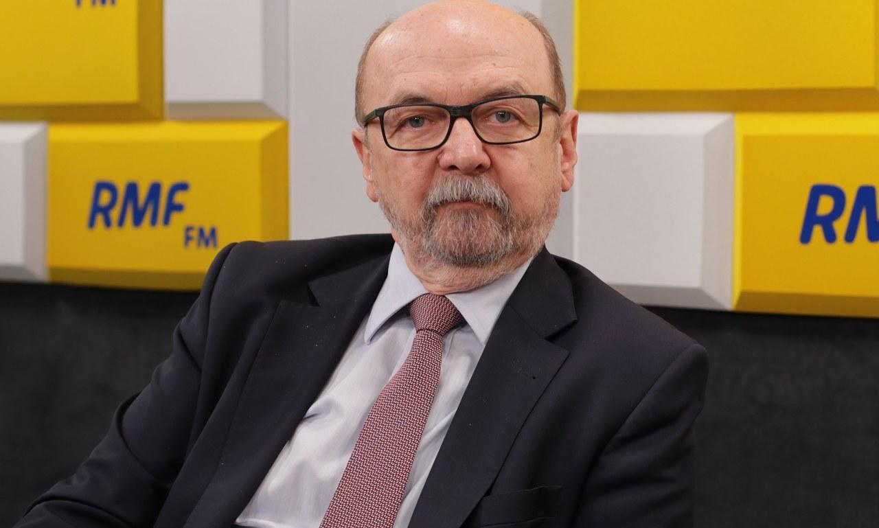Ryszard Legutko o strajku nauczycieli: Polityka szantażu