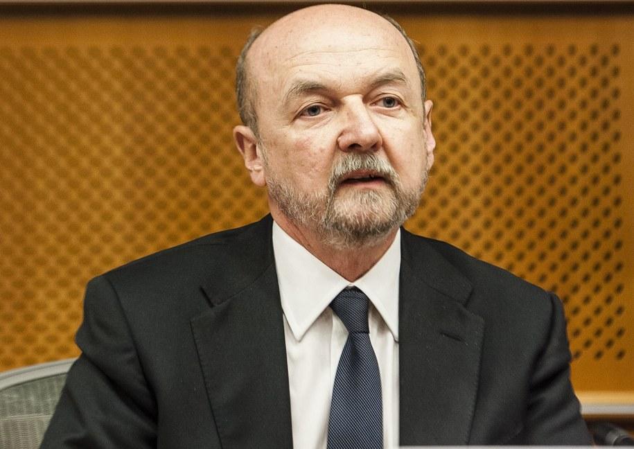 Ryszard Legutko /PAP/Wiktor Dąbkowski /PAP