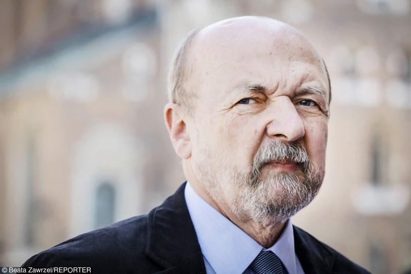 Ryszard Legutko /Beata Zawrzel/REPORTER /East News