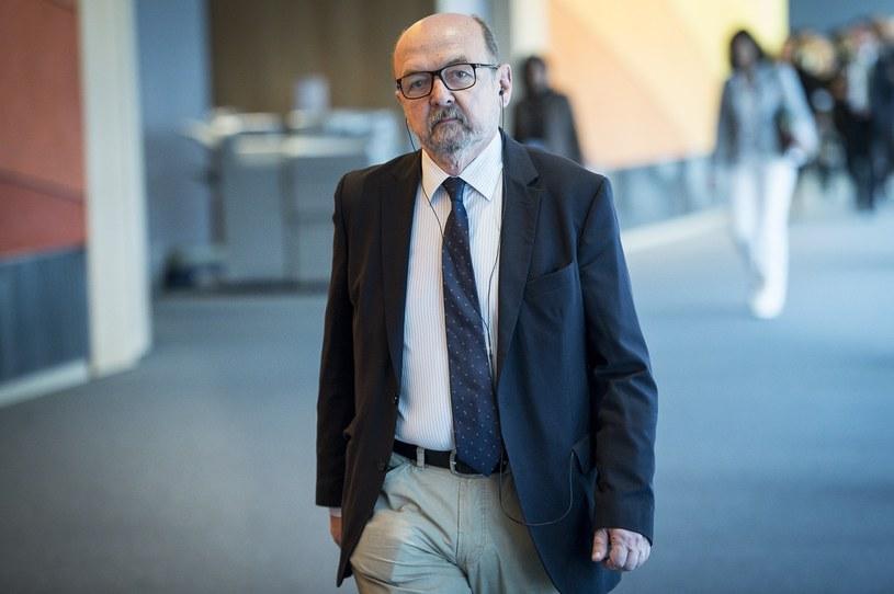 Ryszard Legutko /Wiktor Dabkowski    /East News