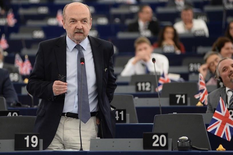 Ryszard Legutko /UE /East News