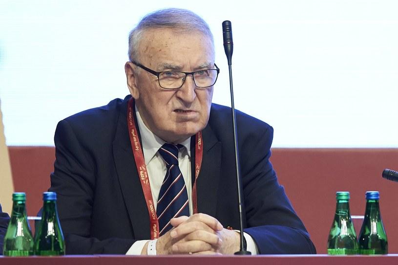 Ryszard Niemiec /Radosław Jóźwiak /Newspix