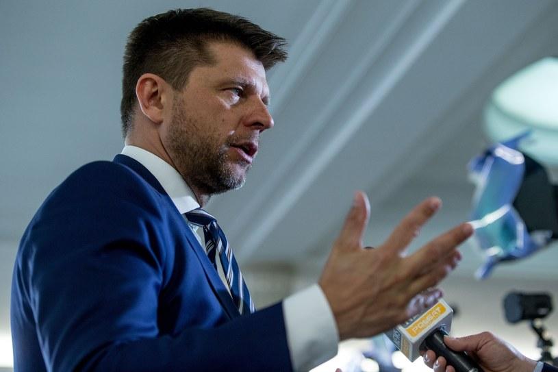 Ryszard Petru chce zbudować Plan na politykach Nowoczesnej? /fot. Andrzej Iwanczuk /Reporter