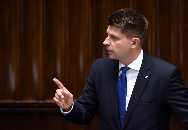Ryszard Petru. Fot. Radek Pietruszka /PAP