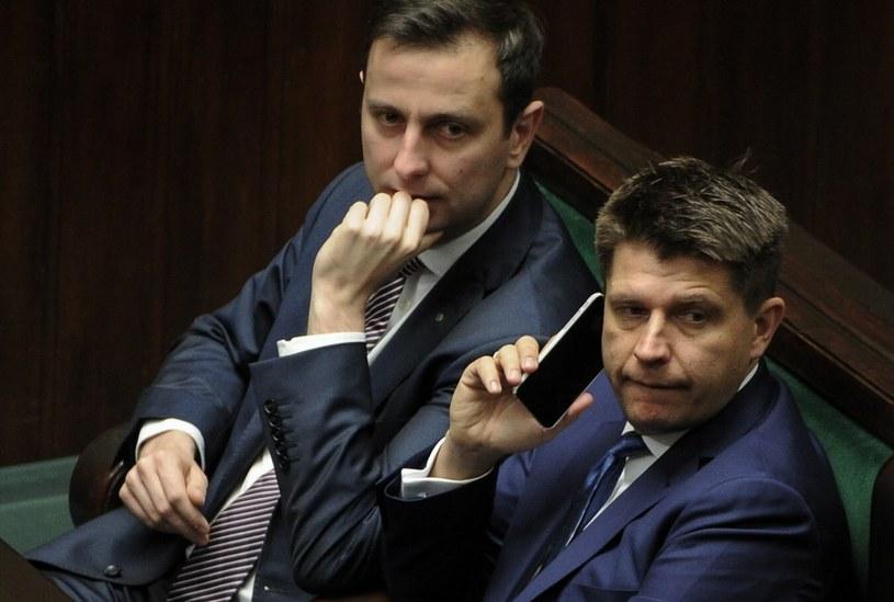 Ryszard Petru i Władysław Kosiniak-Kamysz /PAP