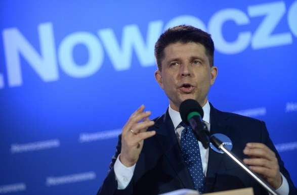 Ryszard Petru, lider Nowoczesnej /Sławomir Kamiński /