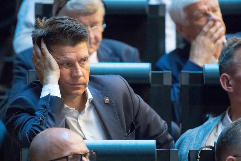 Ryszard Petru odchodzi z polityki /Wojciech Stróżyk /Reporter