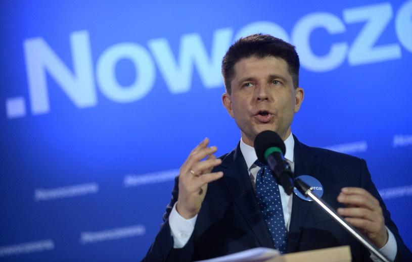 Ryszard Petru proponuje powołanie ponadpartyjnego zespołu parlamentarnego ds. TK /Bartłomiej Zborowski /PAP