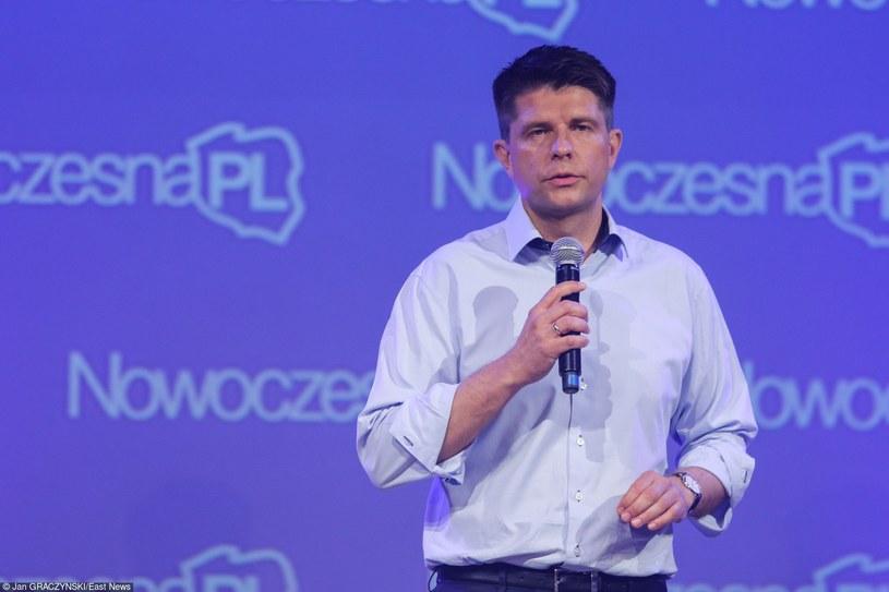 """Ryszard Petru: """"Śląsk pokazał, że jest bardzo przedsiębiorczy"""" /Jan Graczyński /East News"""