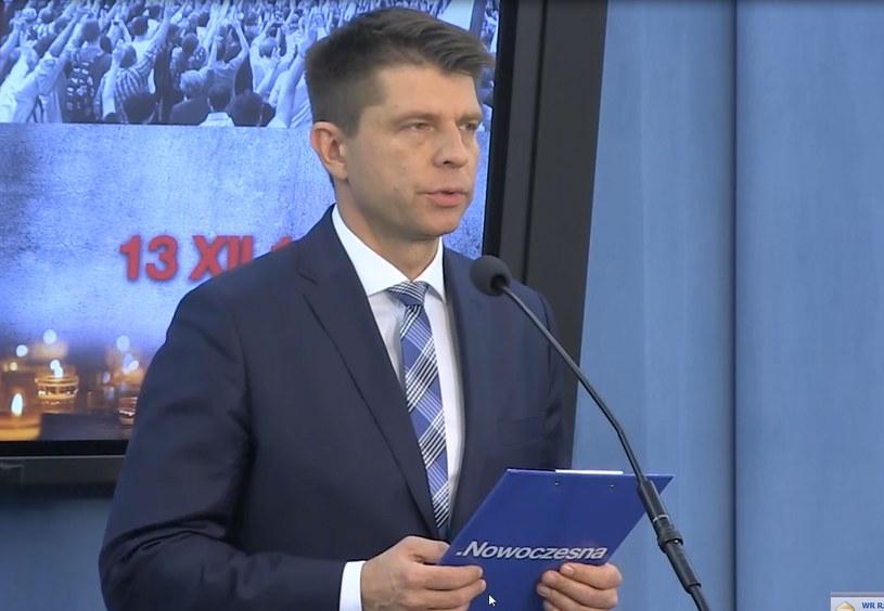 Ryszard Petru: Termin debaty jest niefortunny /INTERIA.PL