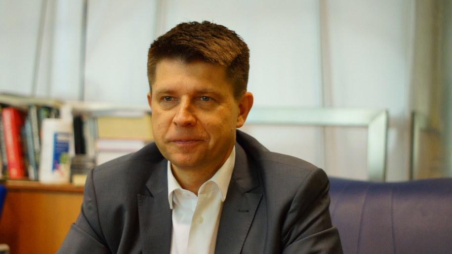 Ryszard Petru w RMF FM /Michał Dukaczewski /RMF FM