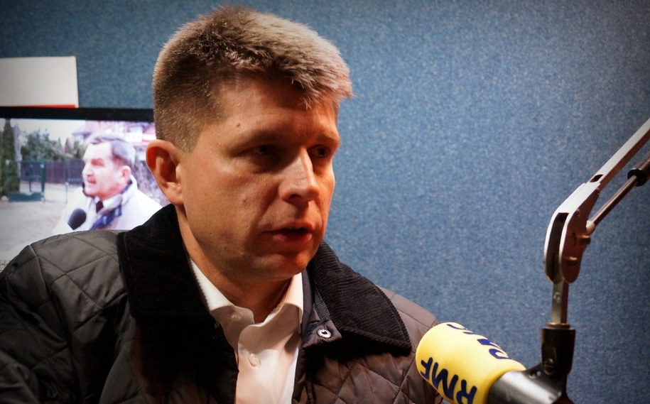 Ryszard Petru /Michał Dukaczewski /RMF FM