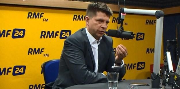 Ryszard Petru /RMF