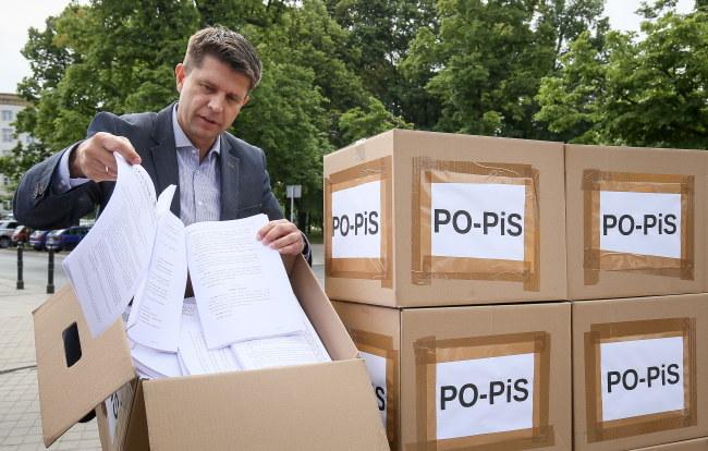 Ryszard Petru /PAP/Paweł Supernak /PAP