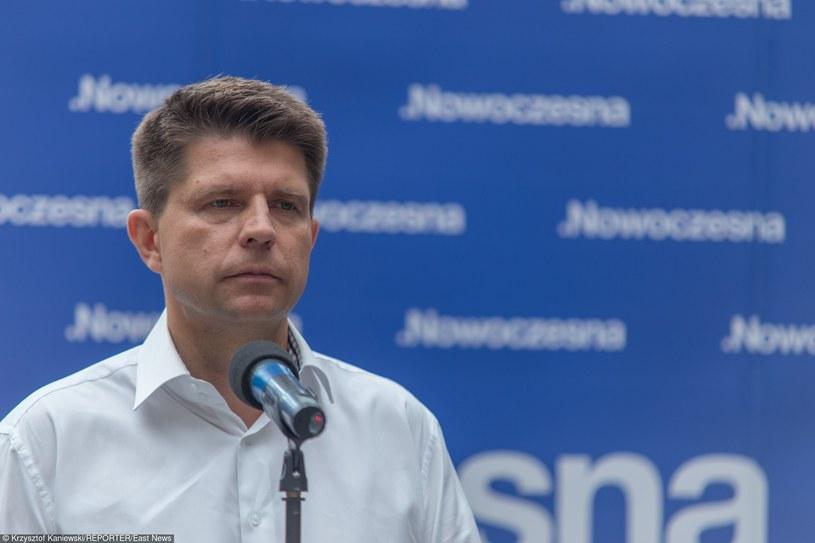 Ryszard Petru /Krzysztof Kaniewski/REPORTER /East News