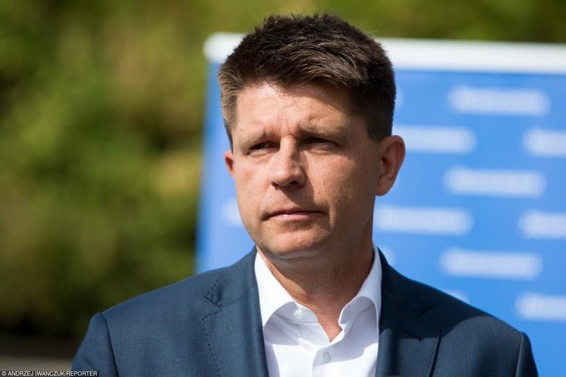 Ryszard Petru /Andrzej Iwańczuk /Reporter