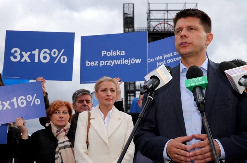 Ryszard Petru /Andrzej Grygiel /PAP