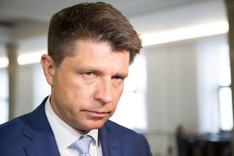 Ryszard Petru /Maciej Luczniewski/REPORTER /Reporter