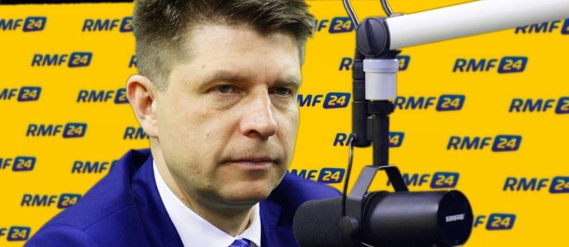 Ryszard Petru /archiwum /RMF FM