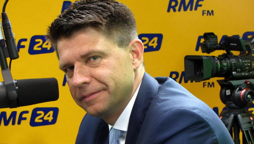 Ryszard Petru /Kamil Młodawski /RMF FM