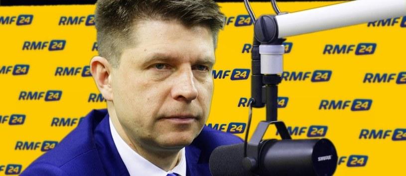 Ryszard Petru /RMF FM