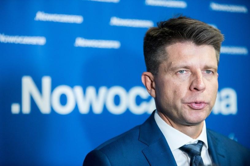 Ryszard Petru /Lukasz Piecyk /Reporter