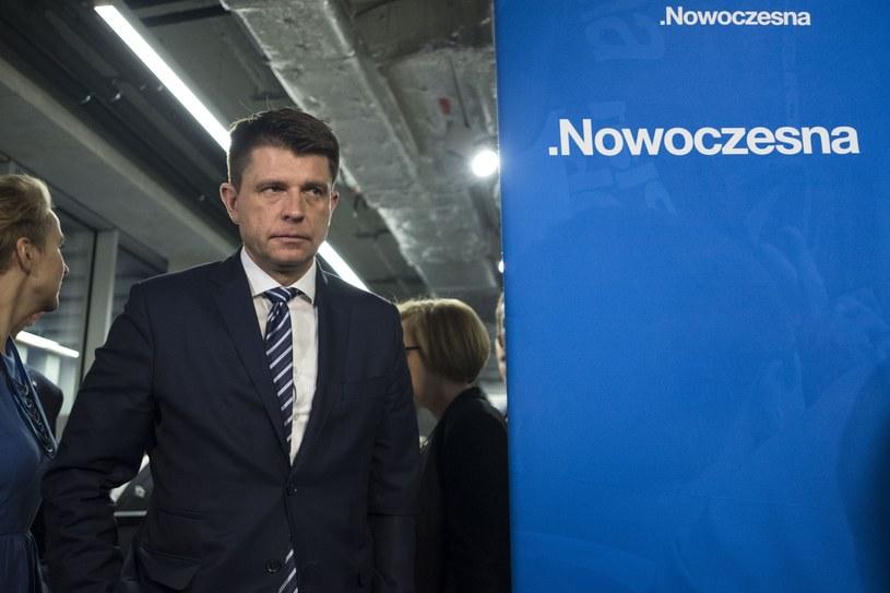 Ryszard Petru /Andrzej Hulimka  /Reporter