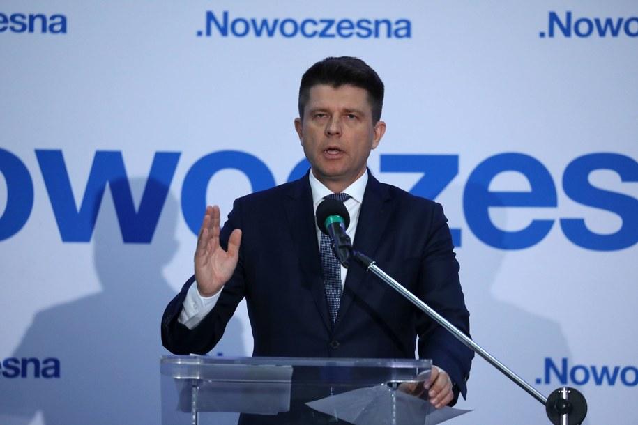 Ryszard Petru /Tomasz Gzell   /PAP