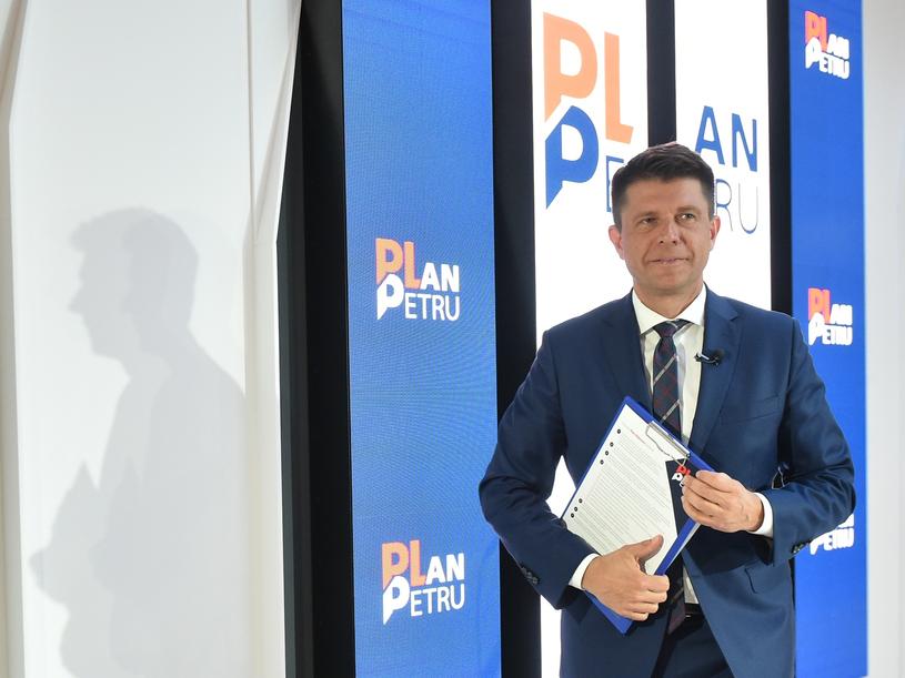 Ryszard Petru /Rafal Oleksiewicz /Reporter