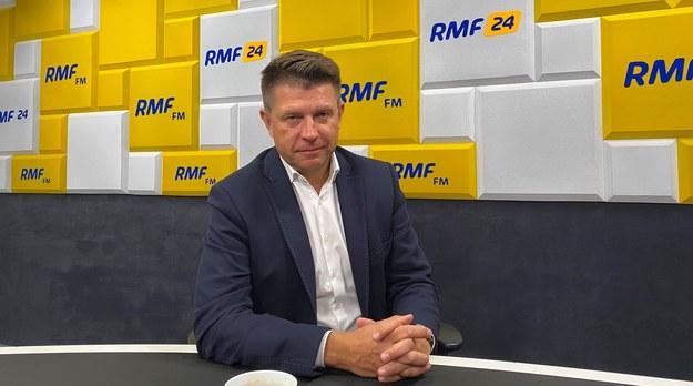 Ryszard Petru /Karolina Bereza /RMF FM