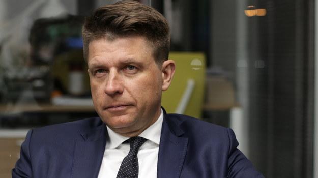 Ryszard Petru /Jakub Rutka /RMF FM