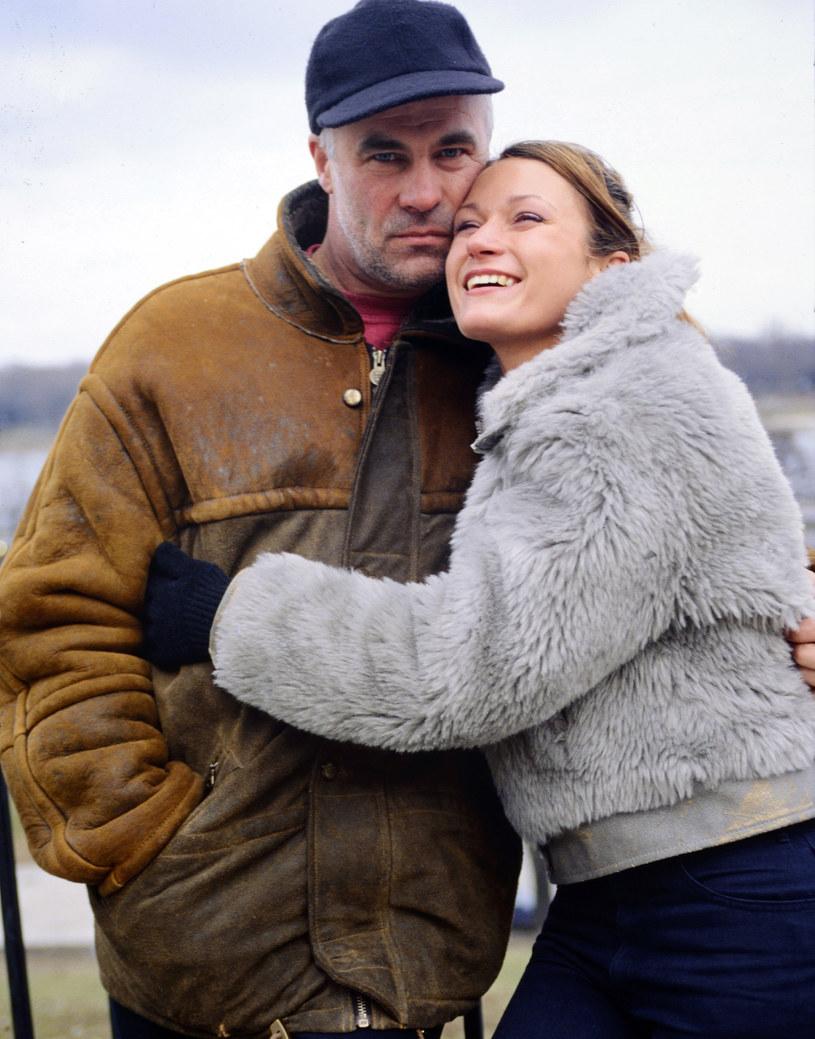 Ryszard Rynkowski ma wsparcie bliskich, na zdjęciu z córką Martą /Darek Majewski /Agencja FORUM