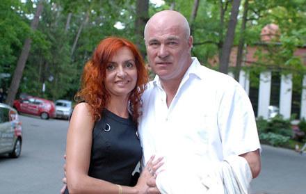 Ryszard Rynkowski z żoną /MWMedia