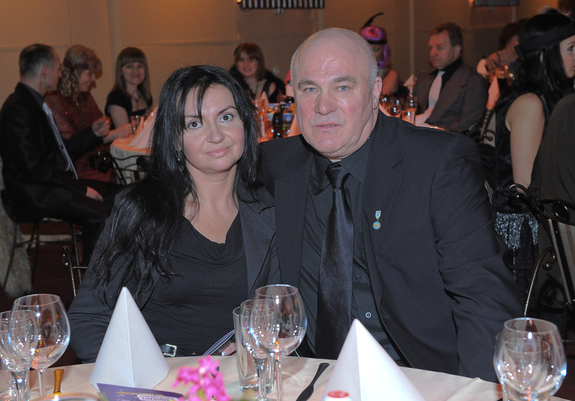 Ryszard Rynkowski z żoną /Paweł Przybyszewski /MWMedia