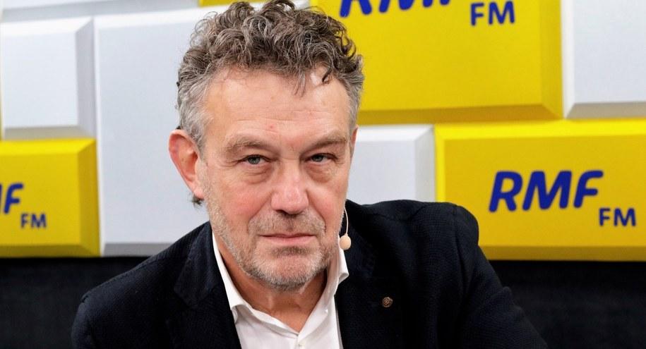 Ryszard Schnepf /Michał Dukaczewski /RMF FM