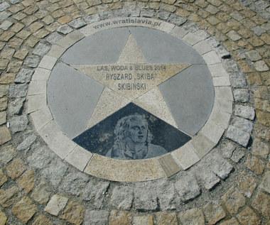 """Ryszard """"Skiba"""" Skibiński (Kasa Chorych): Skwer jego imienia w Białymstoku"""