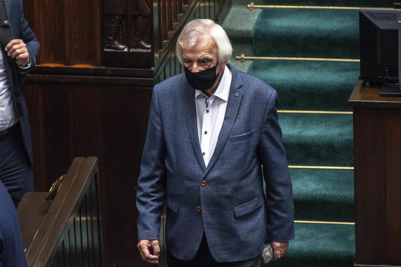 Ryszard Terlecki: Jesteśmy bliżej porozumienia ws. budżetu; w interesie UE nie jest zaczynanie nowego konfliktu /Grzegorz Krzyzewski/ /Agencja FORUM