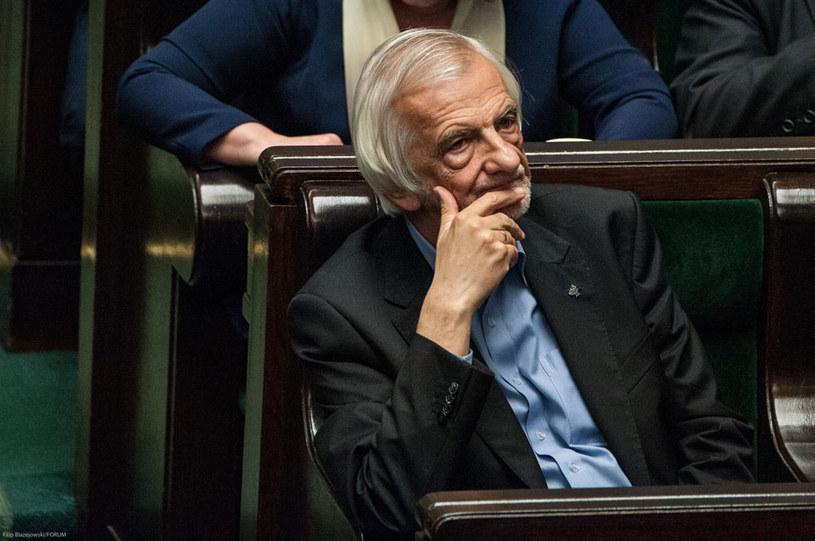 Ryszard Terlecki, szef klubu PiS /Filip Błażejowski /Agencja FORUM