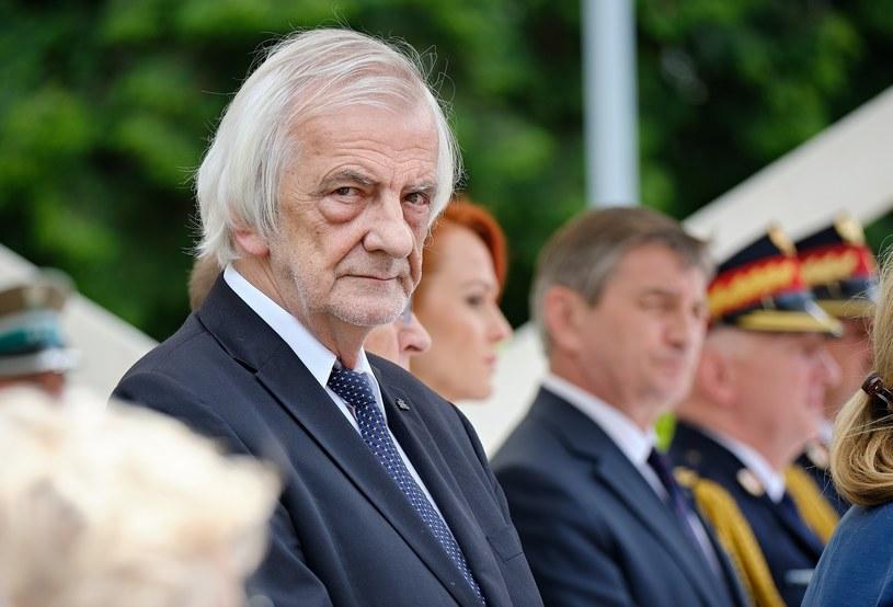 Ryszard Terlecki, wicemarszałek Sejmu i szef klubu PiS /Bartosz Krupa /East News